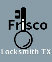 Frisco Locksmith  TX logo